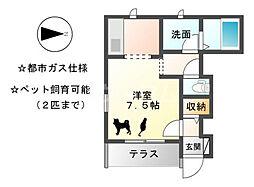 徳重・名古屋芸大駅 4.4万円