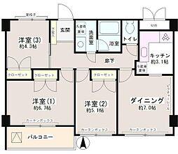平和島駅 14.9万円