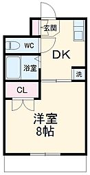 相模大塚駅 4.3万円
