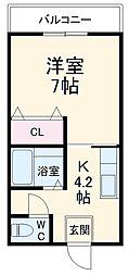 【敷金礼金0円!】エムズコート伊勢崎