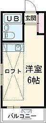 中央線 武蔵境駅 徒歩6分