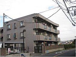 神奈川県横浜市青葉区上谷本町の賃貸マンションの外観