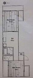 セイユービル[3階]の間取り