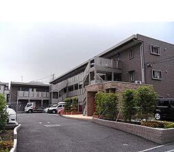 神奈川県川崎市宮前区東有馬4丁目の賃貸アパートの外観