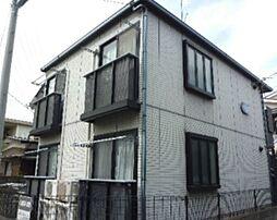 東京都葛飾区高砂6丁目の賃貸アパートの外観