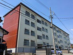 愛知県岡崎市宇頭北町1丁目の賃貸マンションの外観