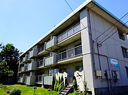 栃木県小山市大字神鳥谷の賃貸マンションの外観