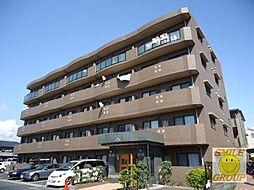 千葉県市川市新井2丁目の賃貸マンションの外観