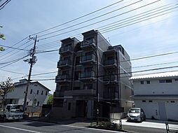 東京都八王子市日吉町の賃貸マンションの外観