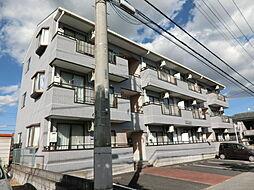 千葉県大網白里市みずほ台1丁目の賃貸マンションの外観