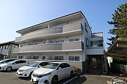 岡山県総社市井手の賃貸マンションの外観