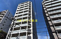 東京都台東区台東3丁目の賃貸マンションの外観