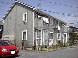 愛知県豊田市渋谷町1丁目の賃貸アパートの外観