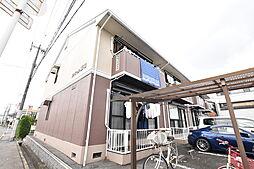 ファミール阪和[2階]の外観