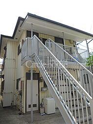 小林アパート[16号室]の外観