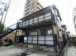 兵庫県神戸市須磨区須磨浦通2丁目の賃貸アパートの外観
