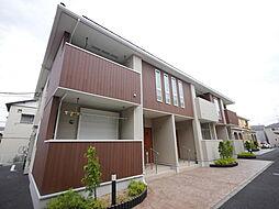 神奈川県相模原市南区新磯野1丁目の賃貸アパートの外観