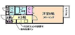 littolefildhouse[2階]の間取り