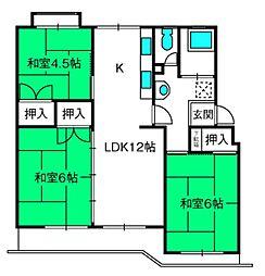宮原駅 4.8万円