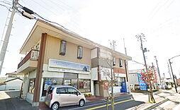 福島県郡山市田村町金屋字上川原の賃貸アパートの外観