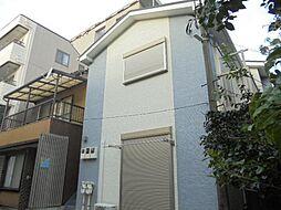 神奈川県横浜市南区花之木町3丁目の賃貸アパートの外観