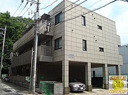 千葉県市川市大野町2丁目の賃貸マンションの外観