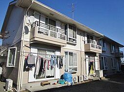 神奈川県厚木市妻田西3の賃貸アパートの外観