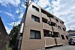 大阪府松原市三宅中5丁目の賃貸マンションの外観