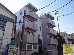 千葉県市川市行徳駅前4丁目の賃貸マンションの外観
