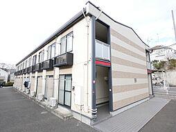 神奈川県海老名市大谷北3丁目の賃貸アパートの外観