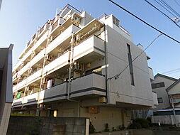 神奈川県大和市西鶴間4の賃貸マンションの外観