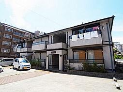 兵庫県神戸市垂水区西舞子4丁目の賃貸アパートの外観