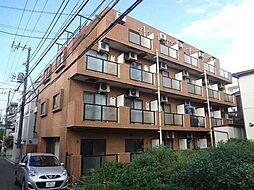 ヨコハマポートマンション[1階]の外観