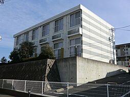 レオパレスカメリア五番館[1階]の外観