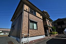 大阪府松原市田井城3丁目の賃貸アパートの外観