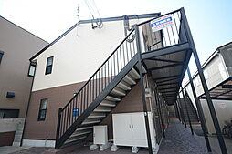 大阪府堺市堺区砂道町3丁の賃貸アパートの外観