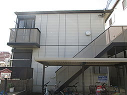 マンハイム2[2階]の外観