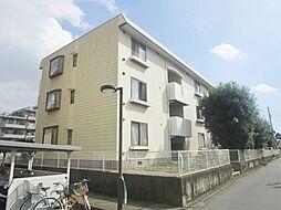 神奈川県厚木市戸室1丁目の賃貸アパートの外観
