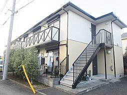 神奈川県高座郡寒川町一之宮1丁目の賃貸アパートの外観