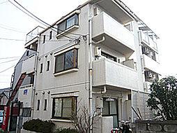 福岡県福岡市東区名島2丁目の賃貸マンションの外観