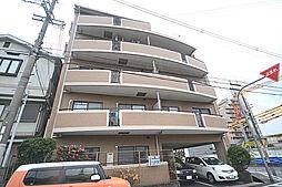 グロワール北花田[2階]の外観