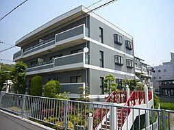 大阪府箕面市白島2丁目の賃貸マンションの外観