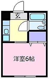 セイコーピア[3階]の間取り