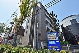 大阪府松原市三宅西3丁目の賃貸マンションの外観