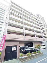 東京都青梅市河辺町10の賃貸マンションの外観