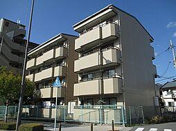 ブランドールヴィルヌーブ[3階]の外観