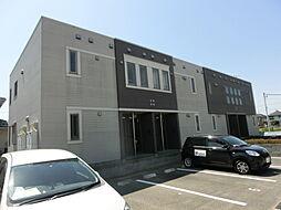 千葉県市原市千種7丁目の賃貸マンションの外観