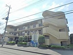 東京都日野市高幡の賃貸マンションの外観