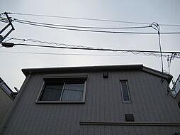 東京都大田区東矢口1丁目の賃貸アパートの外観