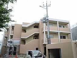 大阪府箕面市白島3丁目の賃貸マンションの外観